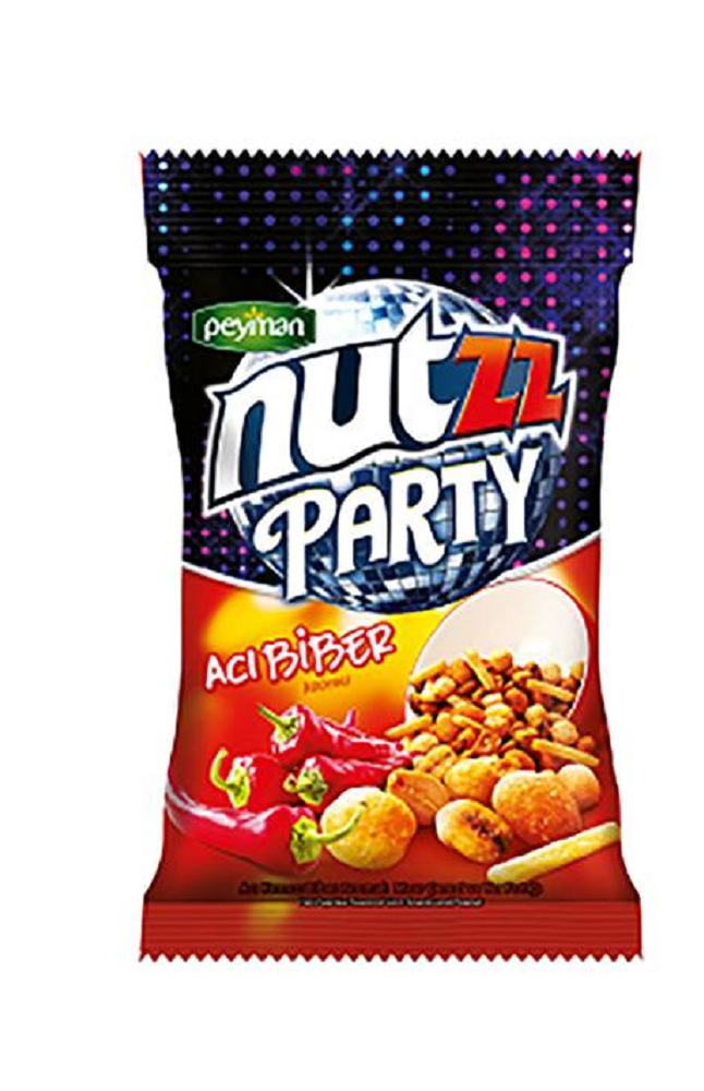NUTZZ PARTY ACI BIBER 200 GR