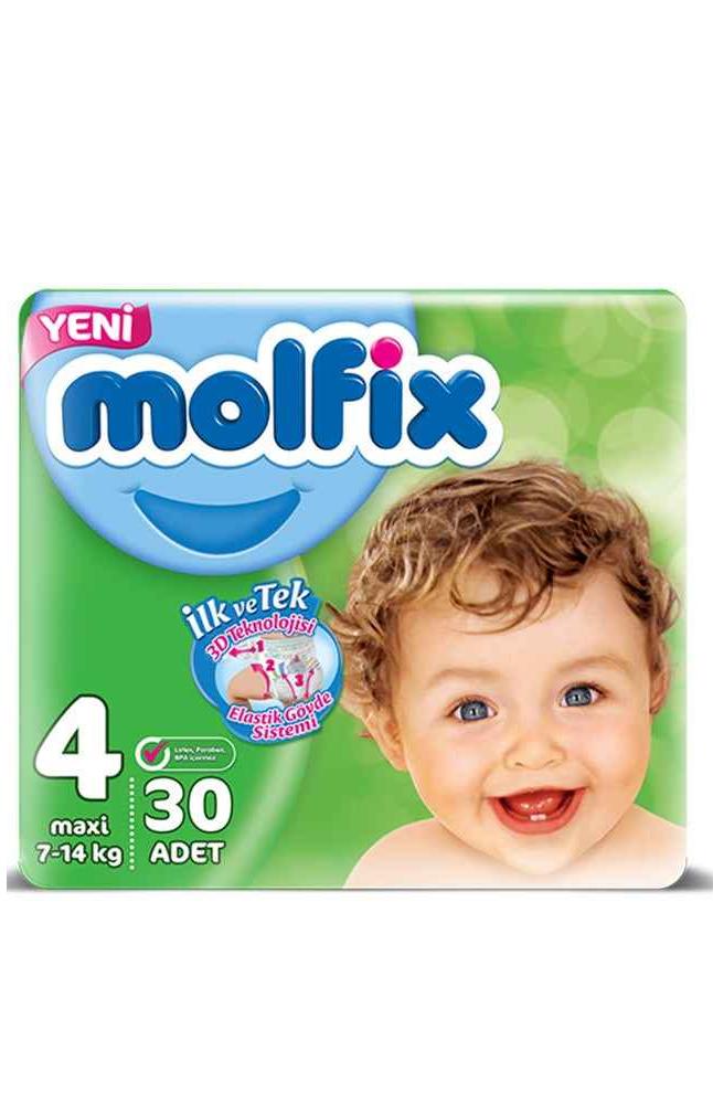 MOLFIX 3D MAXI 30X6 JUMBO