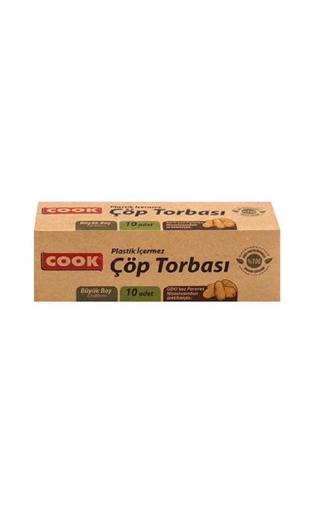 COOK DOGAL COP T. BUYUK 10 LU