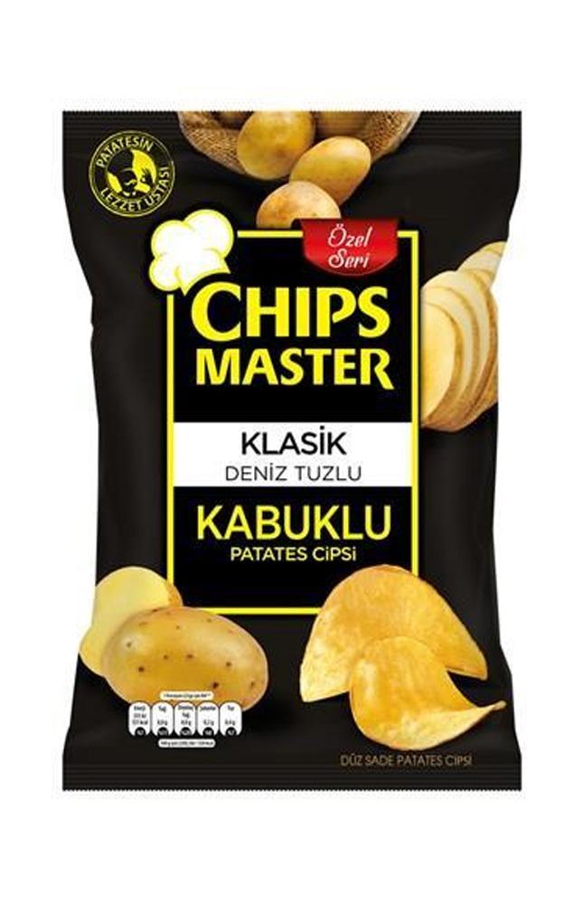 CHIPS MASTER KABUK KLASIK SP.PLUS 110 GR
