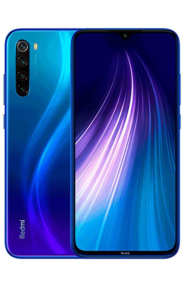 XIAOMI REDMI NOTE 8 4/64 GB BLUE
