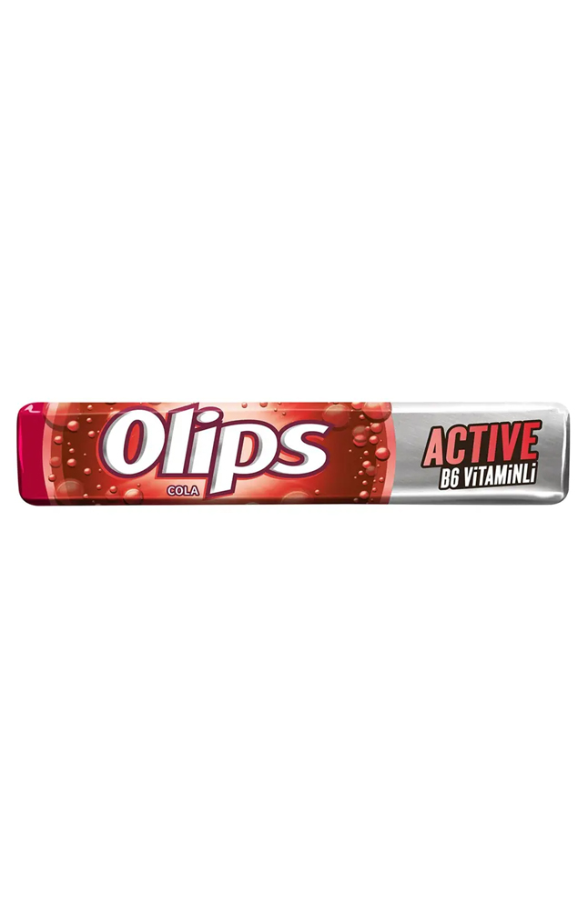 OLIPS COLA ACTIVE B6 VITAMINLI
