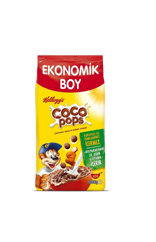 ULKER COCO POPS 1000 GR