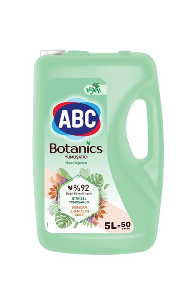 ABC BOTANICS YUM. NISAN YAGMURU 5000 ML