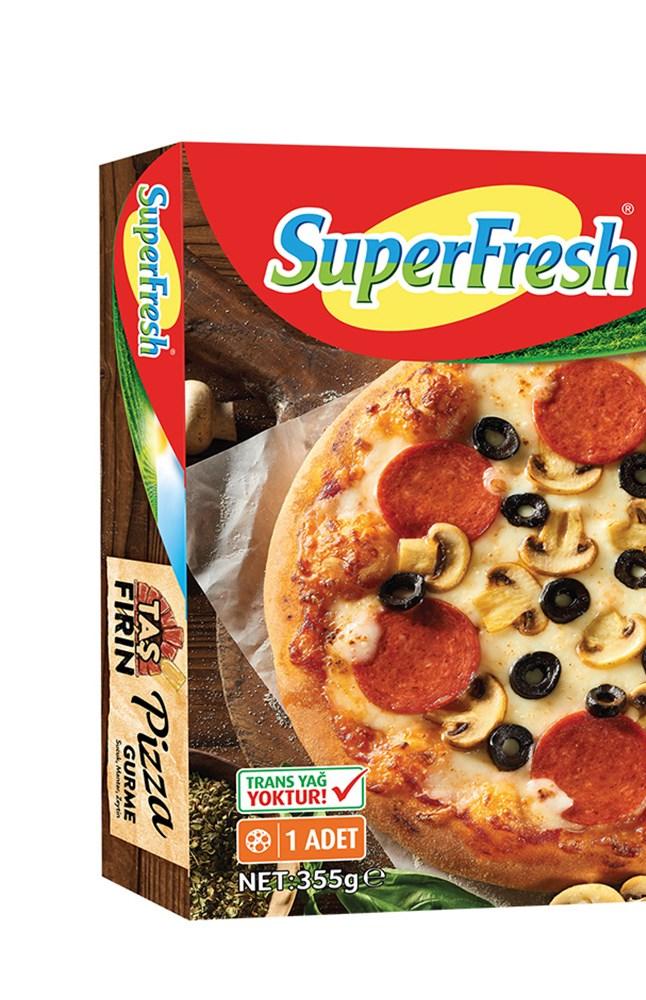 SUPERFRESH TAS FIRIN PIZZA GURME