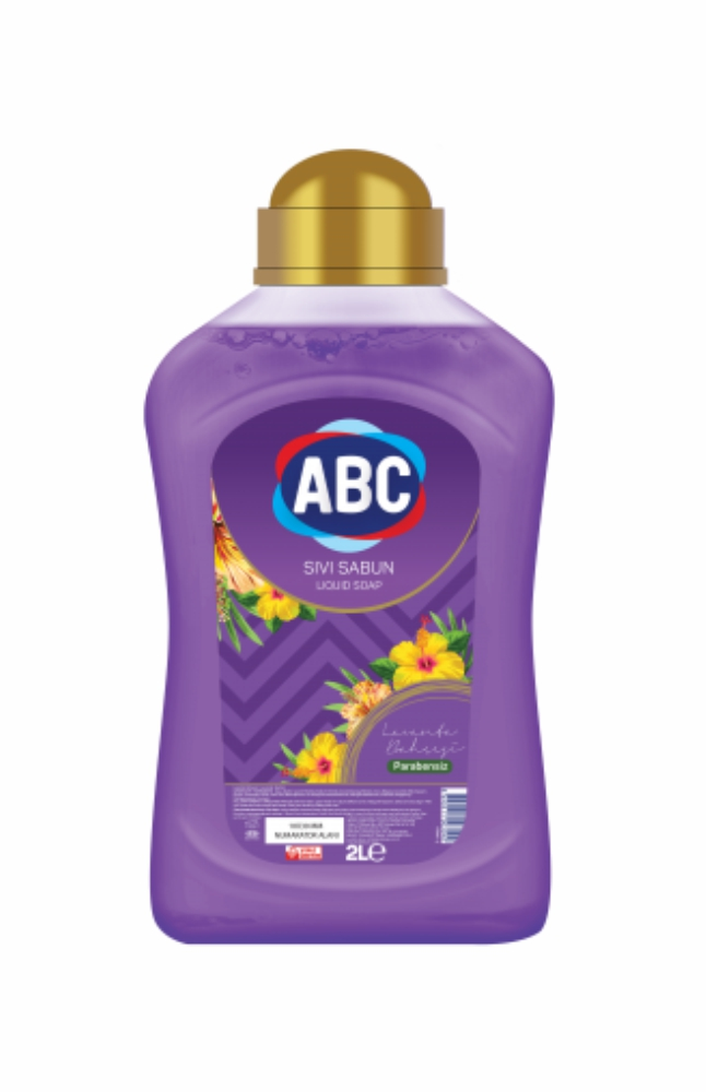 ABC SIVI SABUN LAVANTA BAHCESI 2000 ML