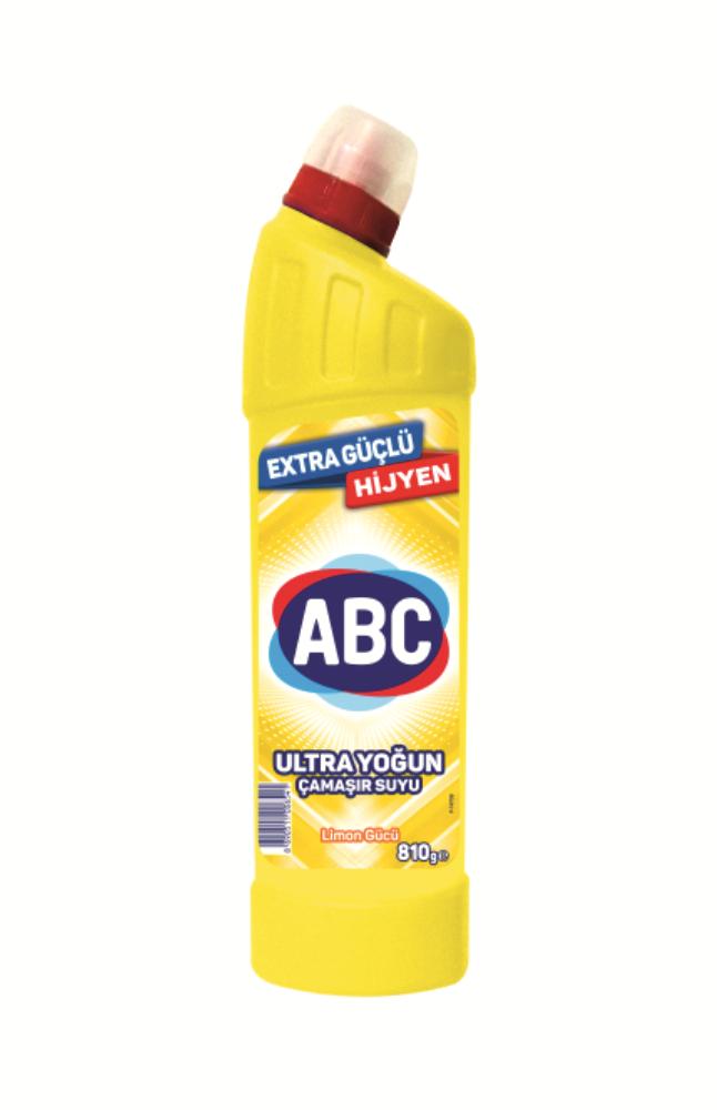 ABC ULTRA CAMASIR SUYU 810 GR LIMON GUCU