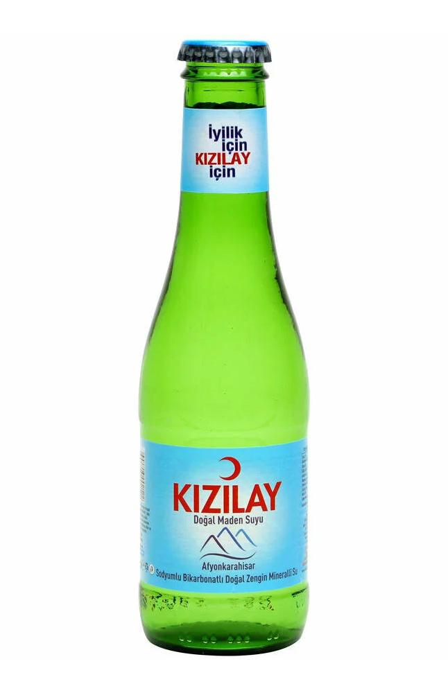 KIZILAY SADE AFYON  SODA 200 ML