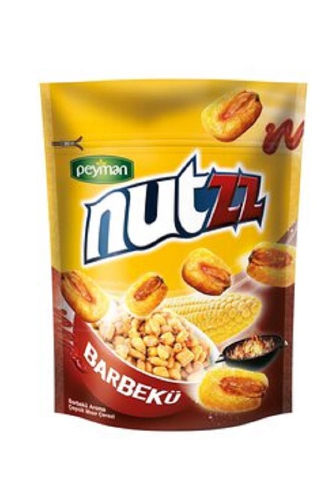 NUTZZ BARBEKU MISIR CEREZI 125 GR