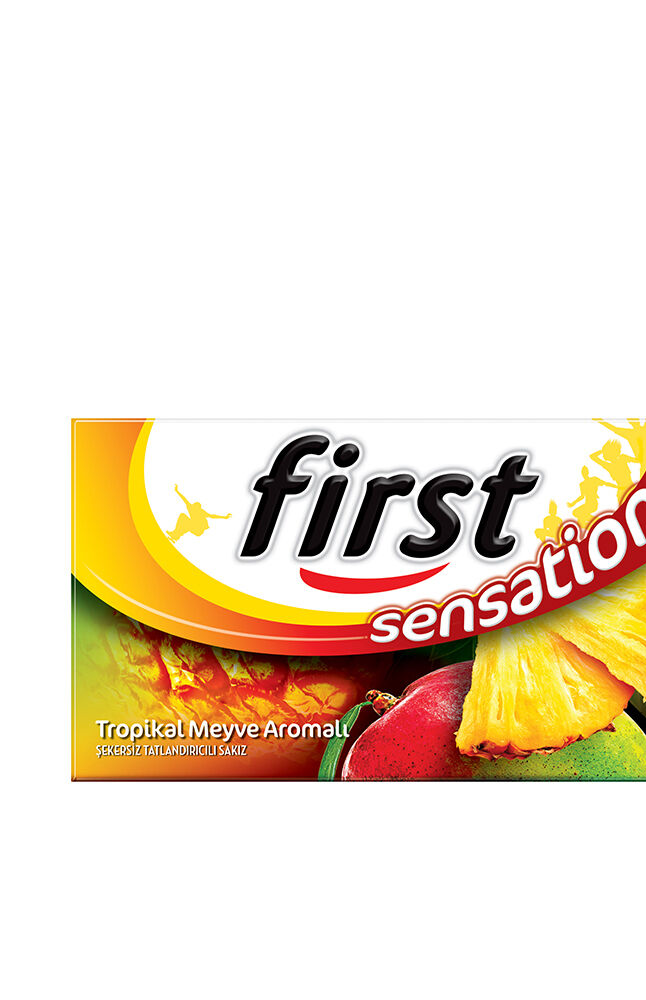 FIRST SENSATIONS TROPIK LIMON