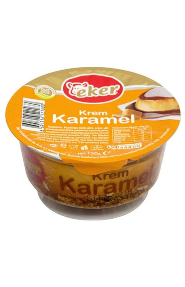 EKER KREM KARAMEL 150 GR