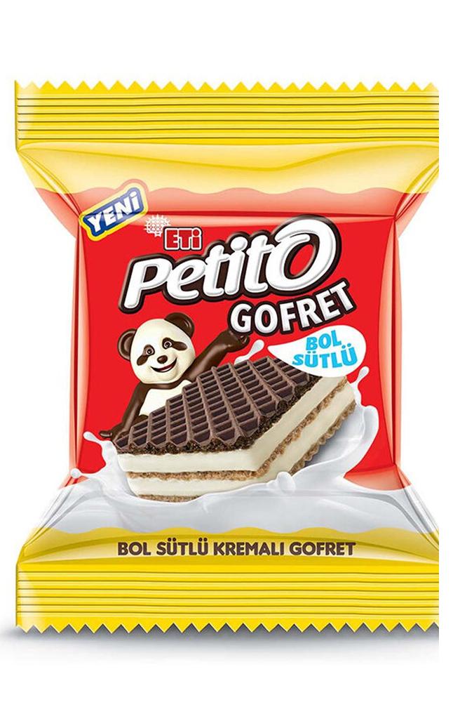 ETI PETITO GOFRET 26 GR