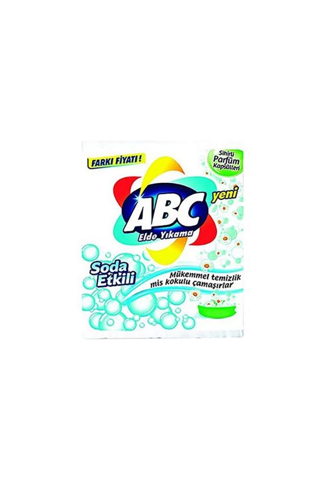ABC TOZ REGULER 600 GR SODA ETKILI