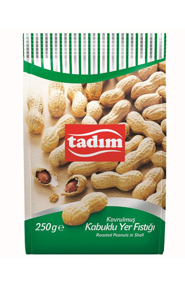TADIM KABUKLU YER FISTIGI 250 GR