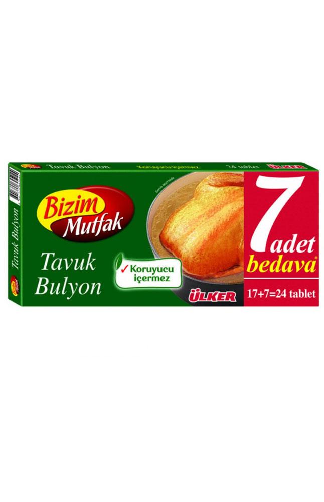 BIZIM 24LU TAVUK BULYON 240 GR