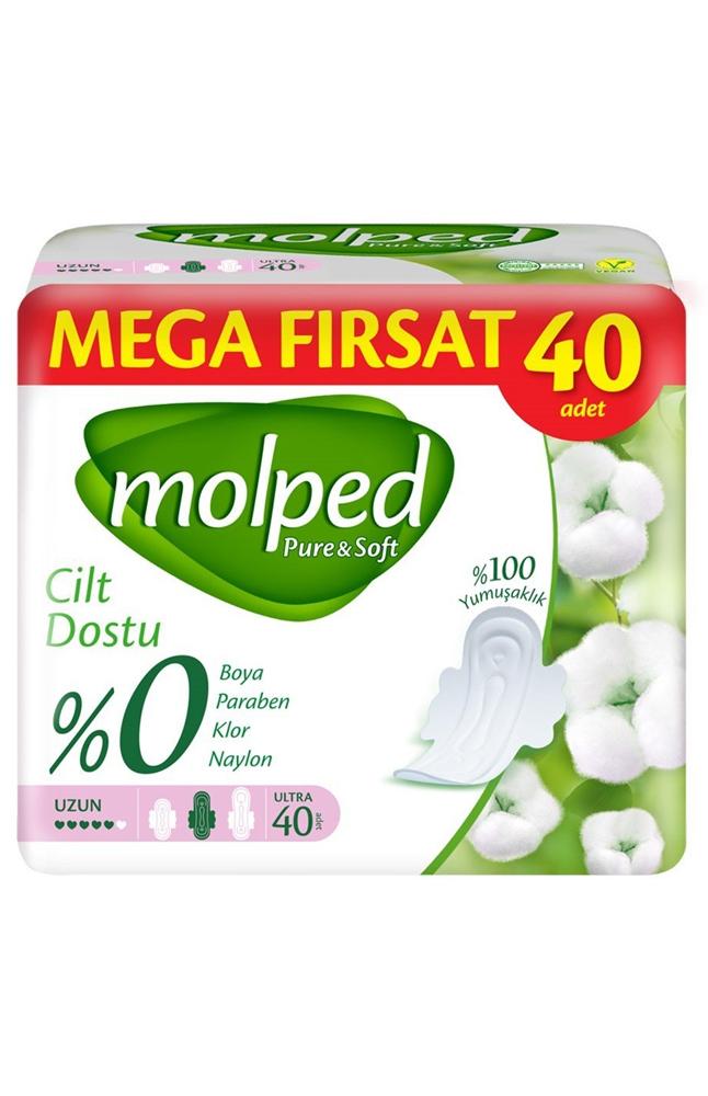 MOLPED PURE SOFT MEGA FIRSAT UZUN 36LI