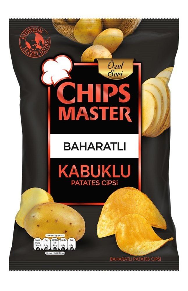 CHIPS MASTER KABUK BAH. SP.PLUS 110 GR