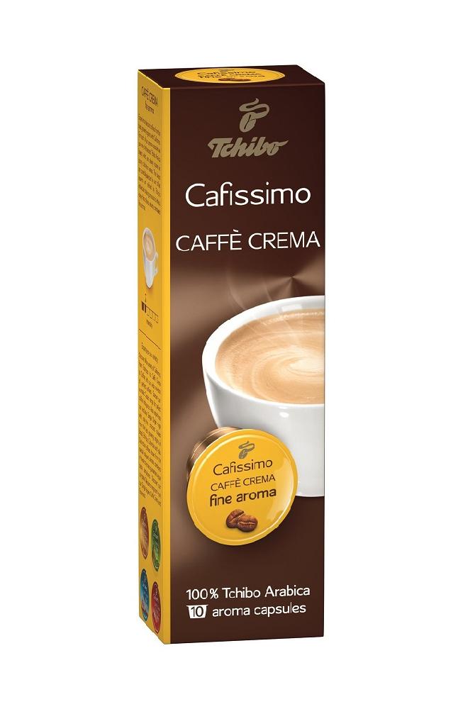 TCHIBO CAFISSIMO CAFFE CREMA FINE AROMALI 10'LU KAPSUL KAHVE
