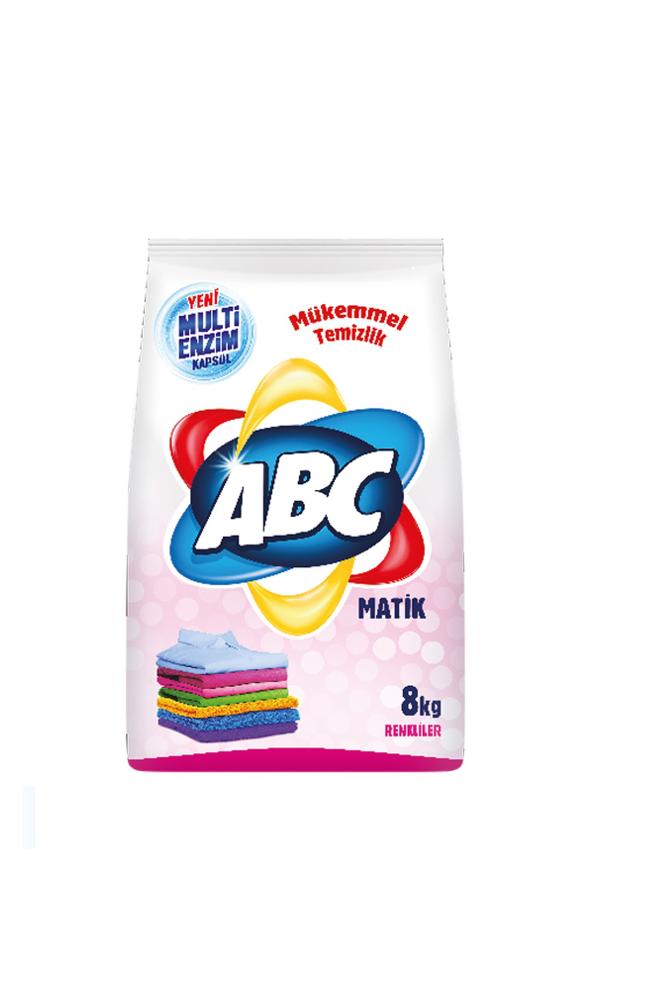 ABC MATIK 8 KG COLOR
