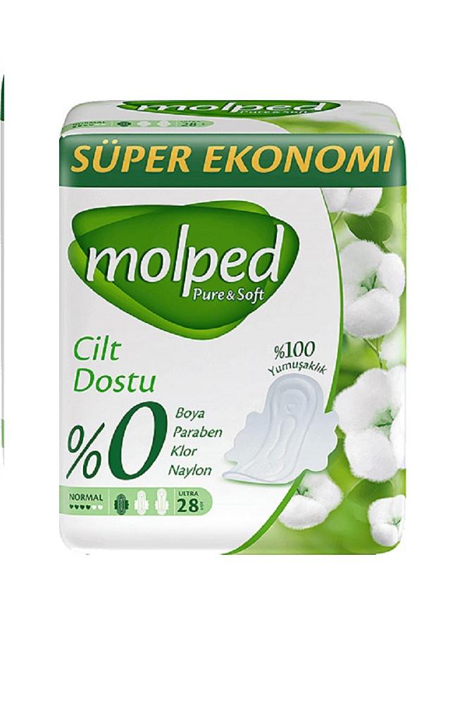 MOLPED PURE SOFT NORMAL SUPER EKO 26 LI