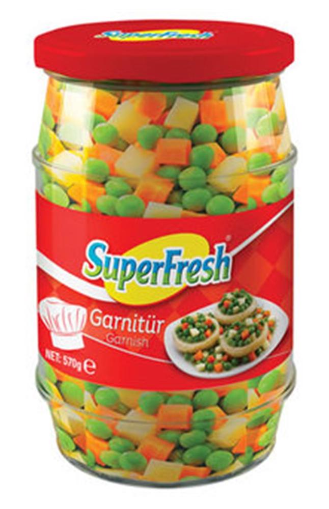 SUPERFRESH GARNITUR KNS 340 GR