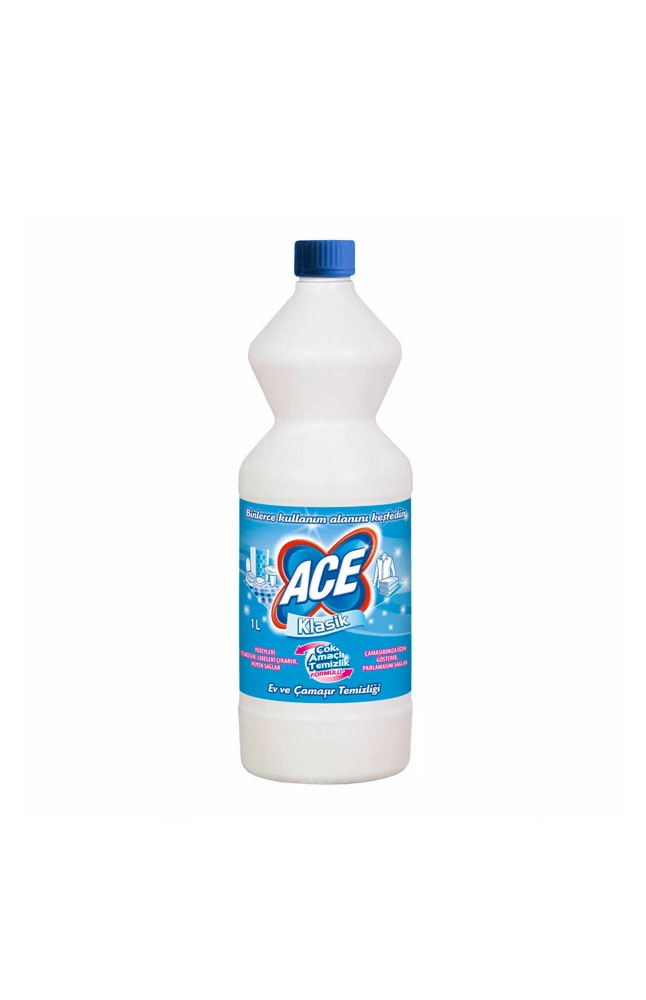 ACE CAMASIR SUYU 1 LT  NORMAL