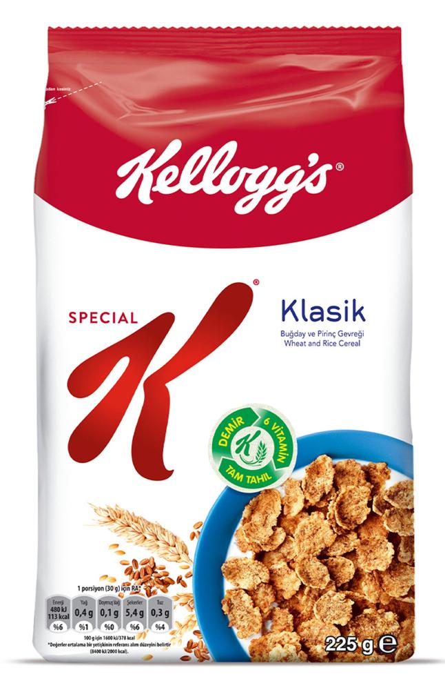 ULKER KELLOGGS SPECIAL K KLASIK 420 GR