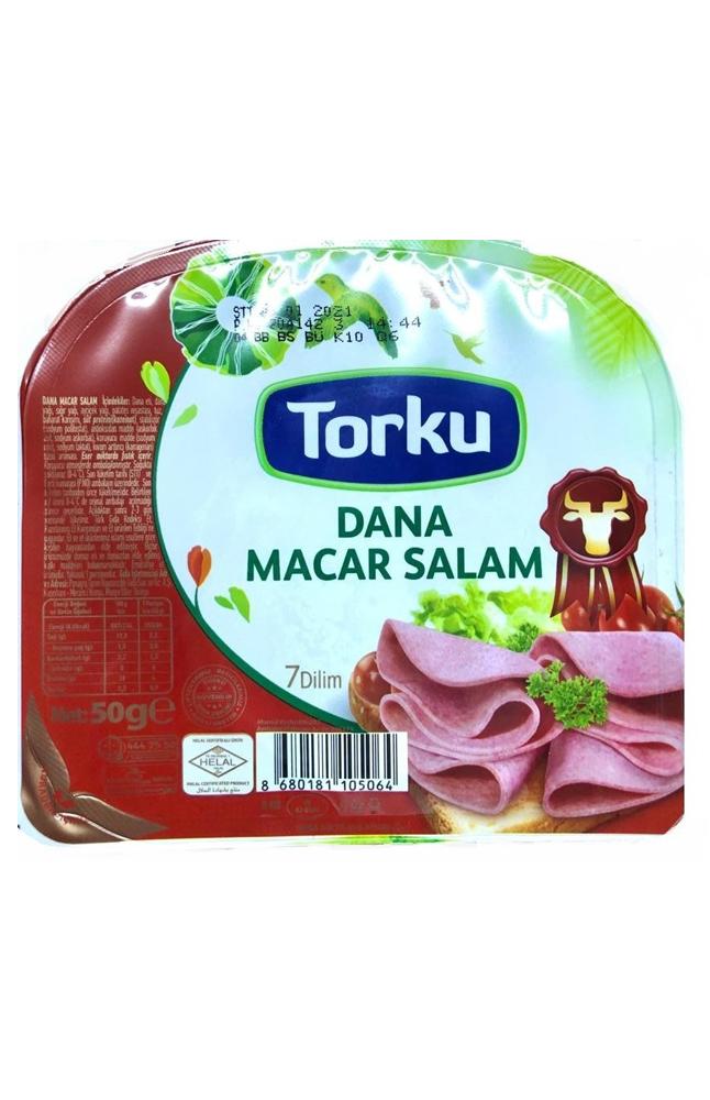 TORKU DILIMLI SALAM 50 GR