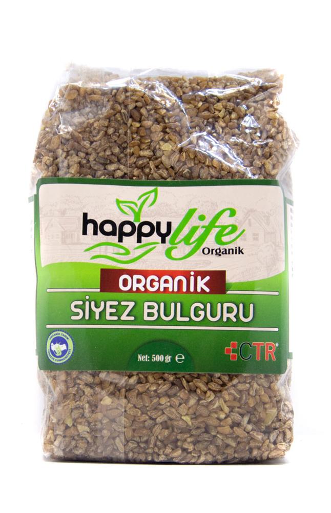 HAPPY LIFE SIYEZ BULGURU 500 GR