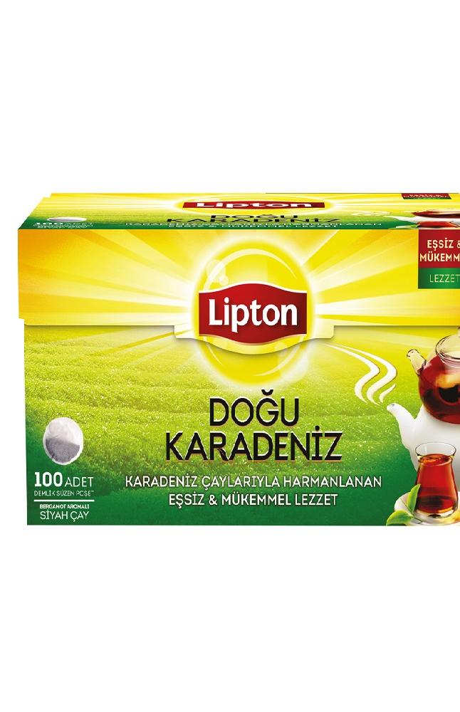 LIPTON D.KARADENIZ 120 LI DEMLIK POSET