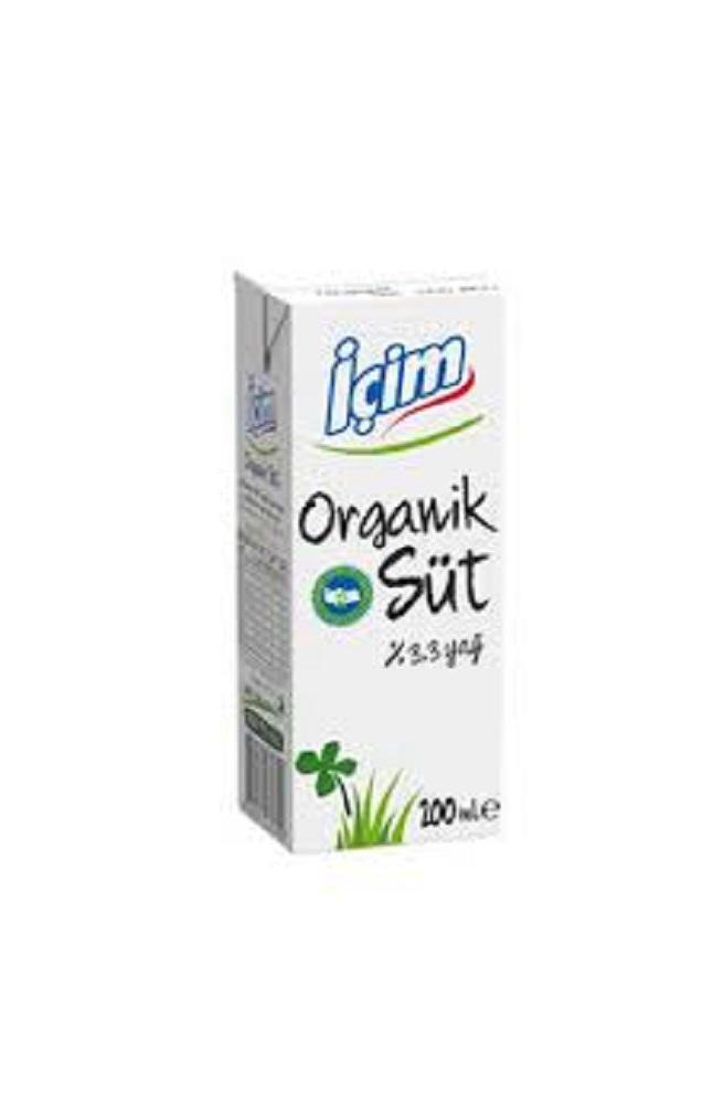 ICIM SUT ORGANIK 200 ML