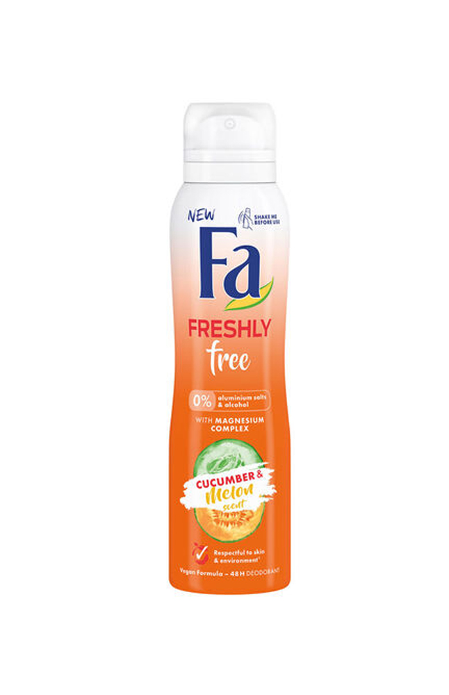 FA DEO SPRAY CUCUMBER & MELON 150ML