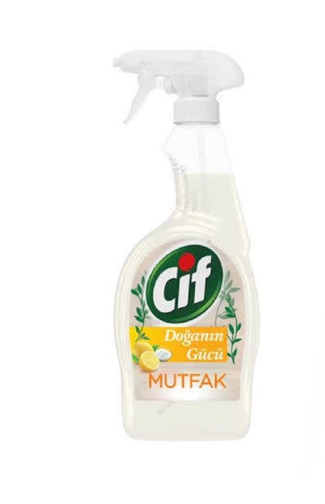 CIF SPREY DOGANIN GUCU MUTFAK 750 ML