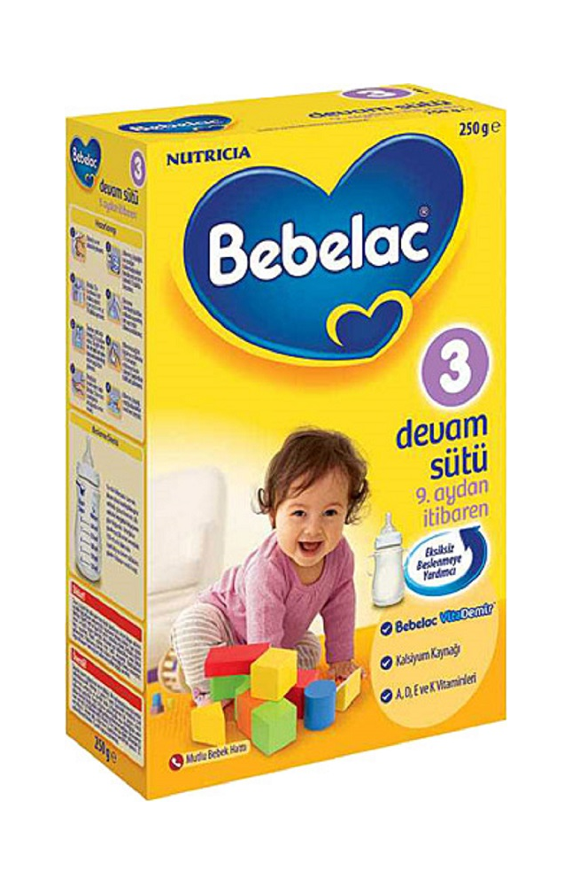 BEBELAC 3 250 GR