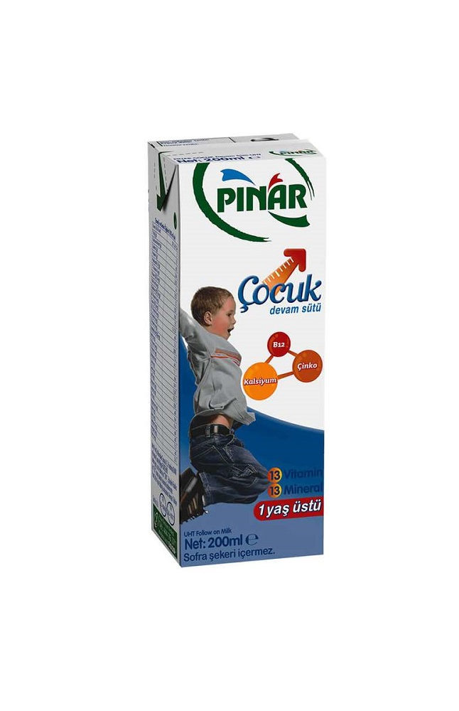 PINAR COCUK SUT 200 ML