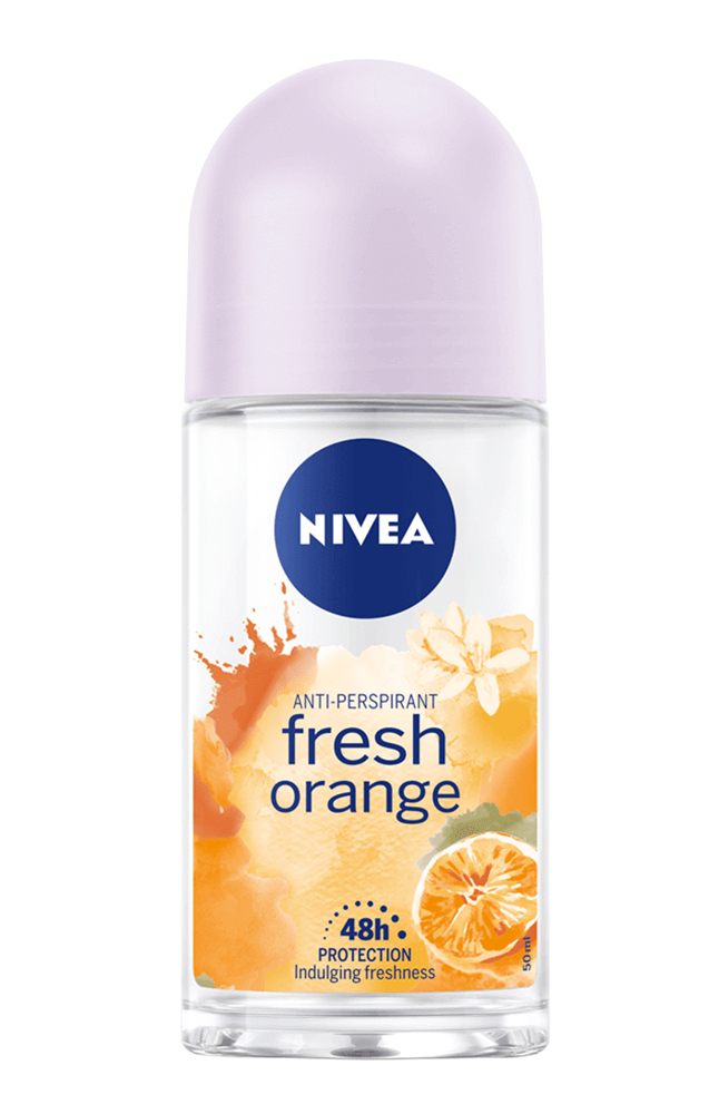 NIVEA FRESH ORANGE 50 ML