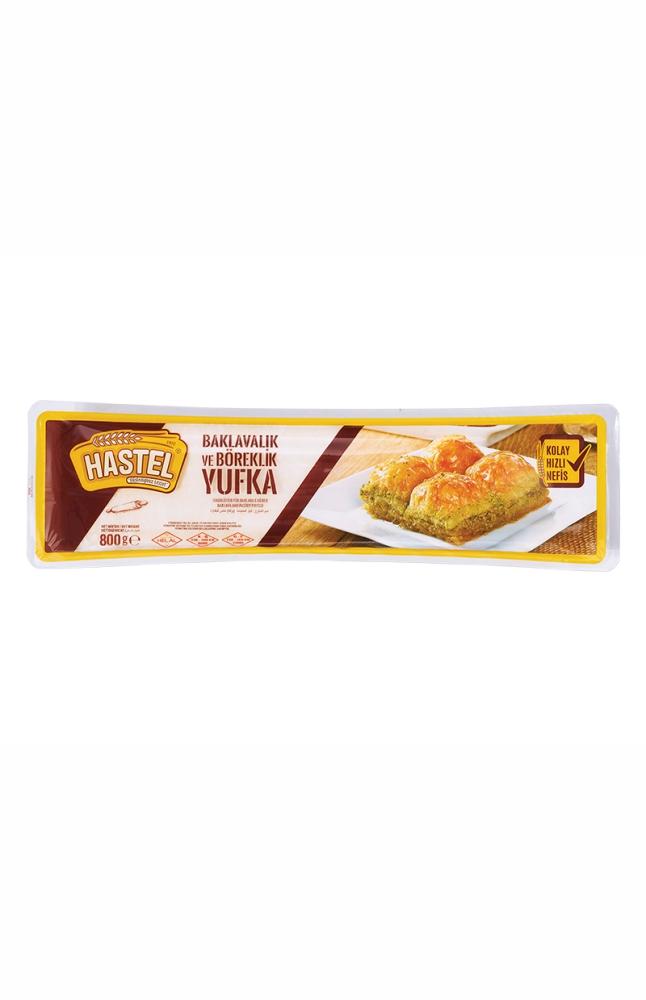 HASTEL BAKLAVALIK YUFKA 800 GR