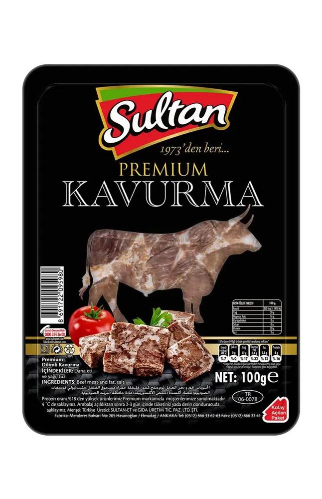 SULTAN KAVURMA 100 GR