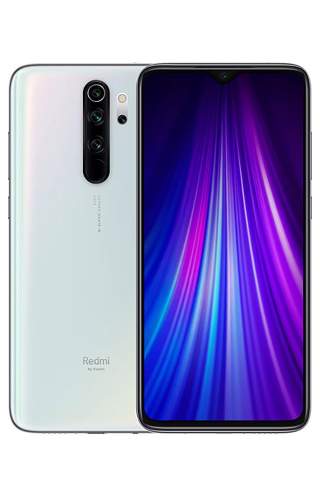XIAOMI REDMI NOTE 8 PRO 6/64 GB WHITE