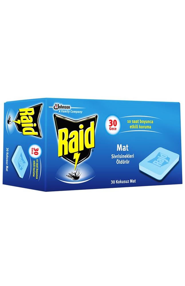 RAID ELEKTROMAT 30 TABLET