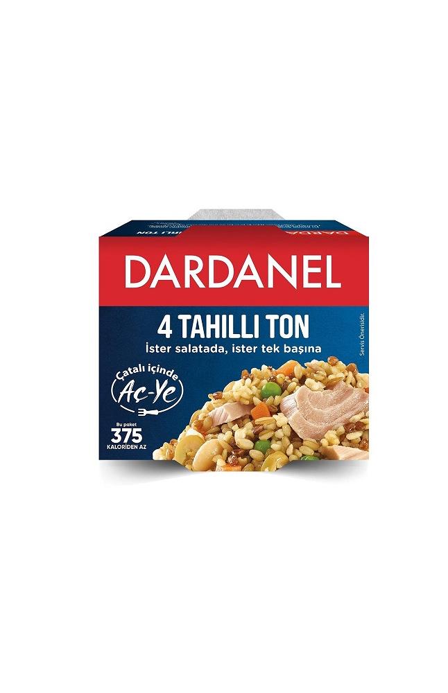 DARDANEL HZR YEMEK 185GR 4 TAHILLI
