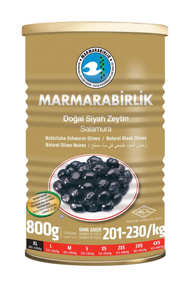 MARM  ZEYTIN MEGA 800 GR