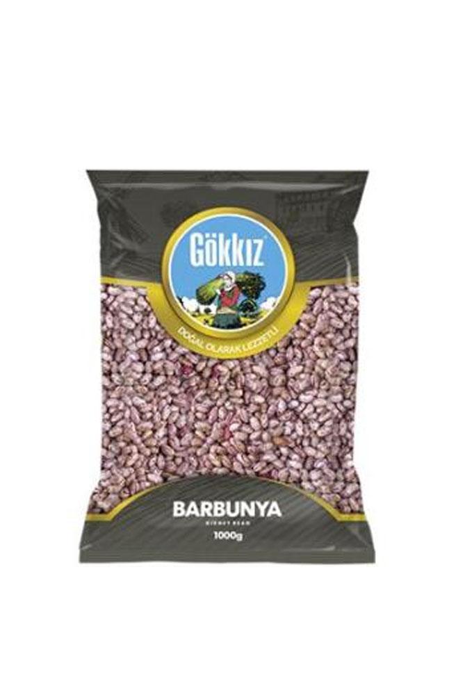 GOKKIZ  BARBUNYA 1000 GR