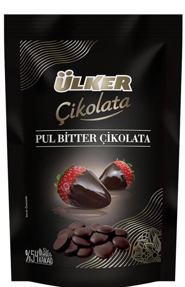 ULKER PUL BITTER CIKOLATA 120 GR