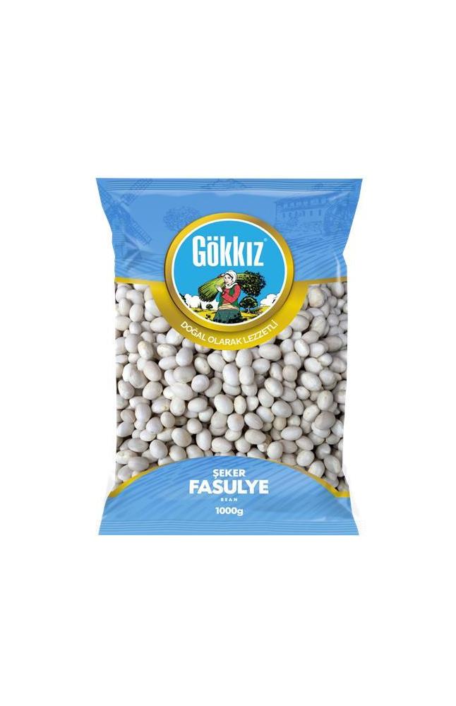 GOKKIZ SEKER FASULYE 1000 GR
