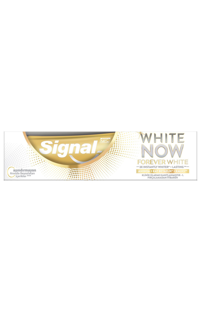 SIGNAL WHITE NOW 75 ML FOREVER WHITE