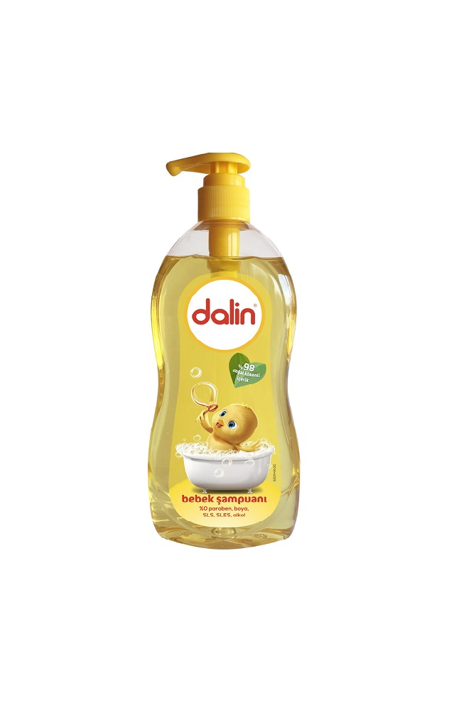 DALIN BEBE SAMPUAN 700 ML + 200 ML