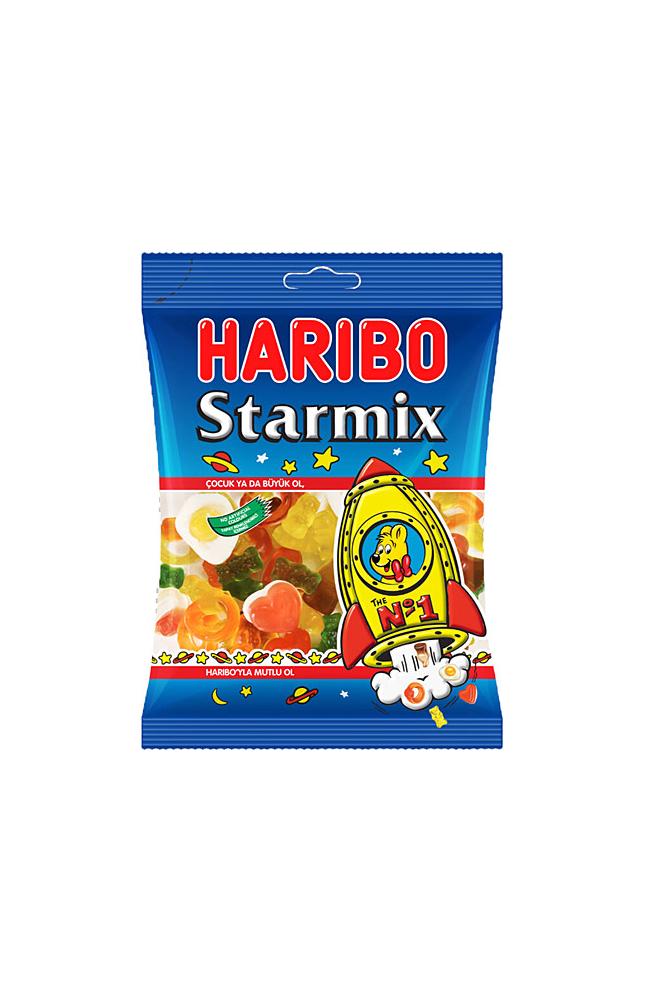 HARIBO STAR MIX 80 GR