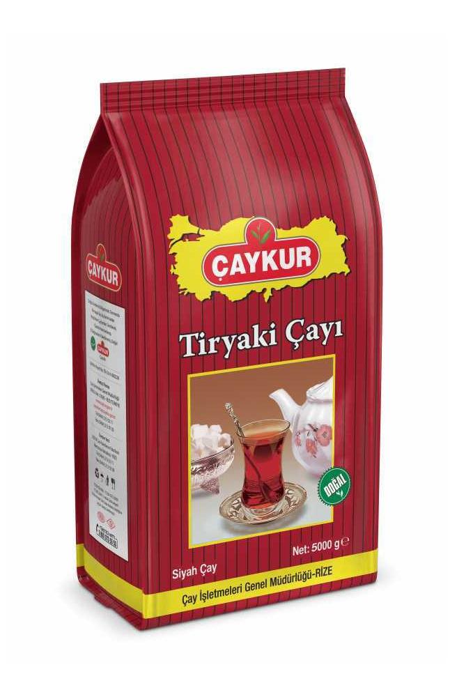 CAYKUR TIRYAKI CAY 5000 GR EDT