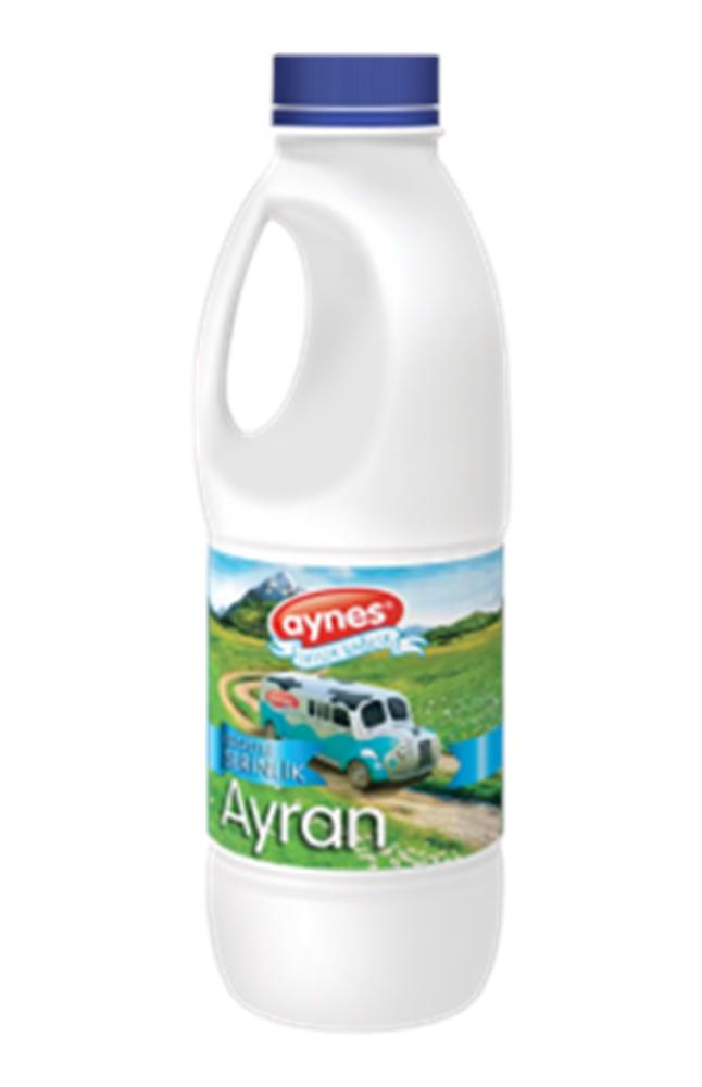 AYNES TAM YAGLI AYRAN 1.5 LT